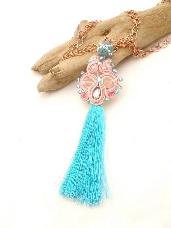Tassel Jewelry for the Summer