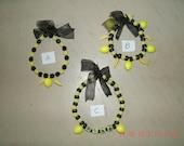 Expressive Fruity Bracelets/Anklets