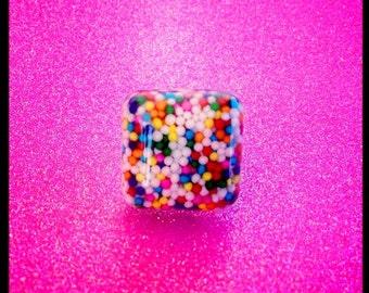 Sugar Cube Ring (Adjustable)