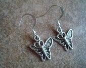 Earrings set Butterfly (C-209)
