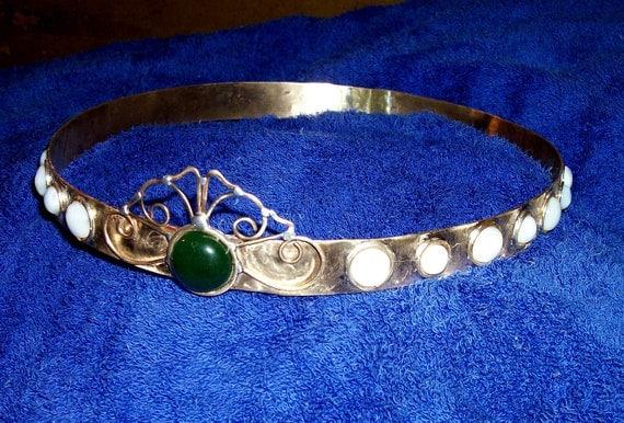 Handmade Merida Brave Crown, costume accessories, diadem, costume crown, reenactment