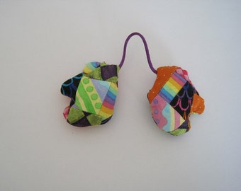 Mittens Filled with Organic Catnip - Interactive Cat Toy