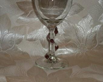 Rainbow Wine Glass Wraps
