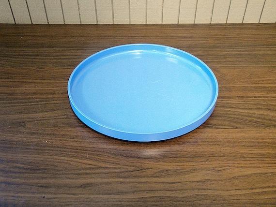 Vintage Blue Heller Plate