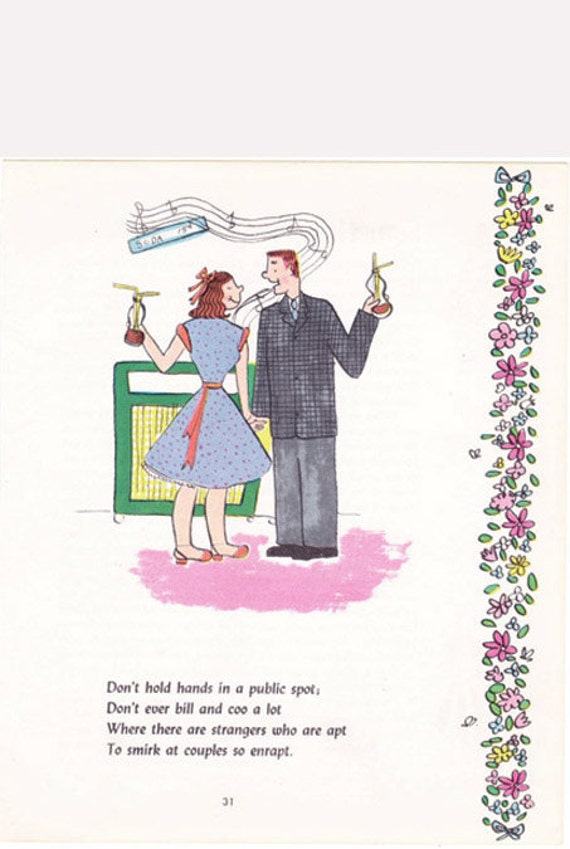 12 Tips from 1940s Dating Advice Still Helpful Today