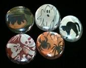 Halloween Magnet set