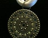Ivory Ribbon Necklace
