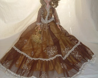vintage collectible doll