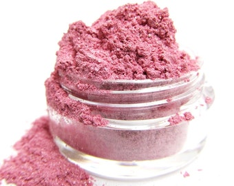 Loose Mineral Eyeshadow-Pinkalicious-Twinkle FX