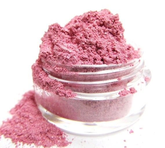 Mineral Eyeshadow-Pinkalicious-Twinkle FX