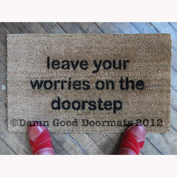 Sale 40 Percent Off Mantra Leave Your Worries On The
