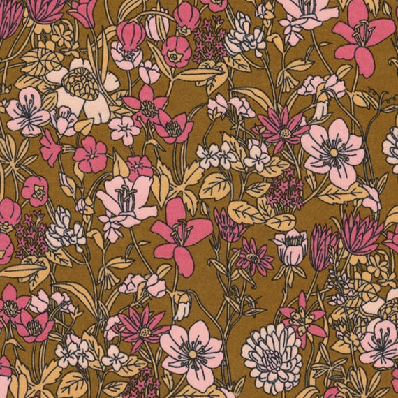 Miscellany - Cloud 9 Fabrics - Flora - 1 Yard