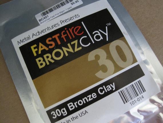 Fastfire Bronzclay 30g