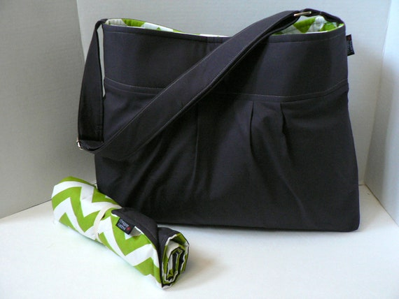 monterey medium diaper bag set design your own by bagenvy. Black Bedroom Furniture Sets. Home Design Ideas