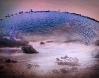 LEVITATE Orignal Landscape Abstract Color Nature Art Photograph