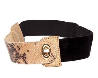 Gold Belt - women belts - metal belt - sash belt - golden leather belt - waist belt - hip belt - fashion belt- BOGO SALE