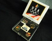 Reserved for Alexandria...Vintage Pins Olympic Pin Collection Barcelona 1992