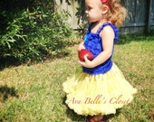Snow White Costume - Large -  2 to 3 years