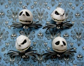 Lot of 4 Nightmare Before Christmas Charms