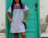 Fair Trade - Upcycled Gidget Dress