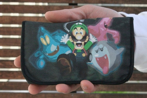 Luigi's Mansion Nintendo New 3DS/3DS XL/LL Case
