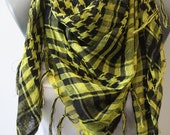 Cotton Unisex scarf and shawl