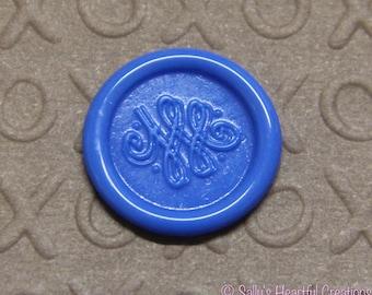 Flourish Peel and Stick Faux wax Seals