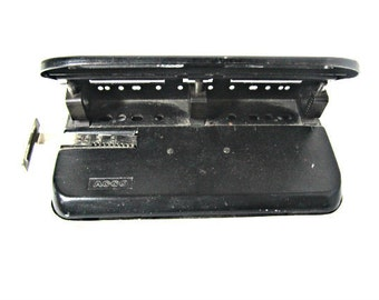 Vintage Three Hole Paper Punch