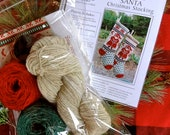 Magical Santa Claus Knitting Kit for Hand Knitting