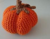 Crochet Amigurumi Pumpkin