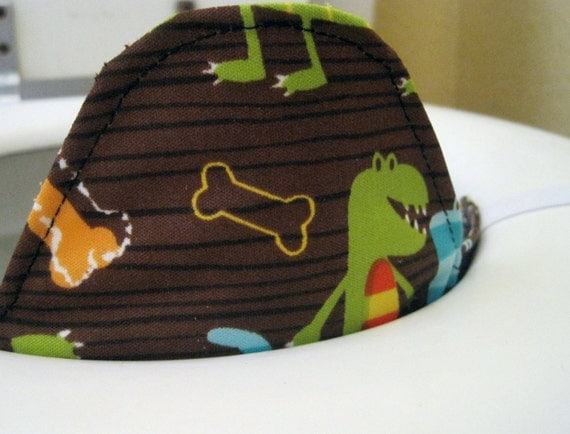 Potty Spray Guard Dinosaur And Animal Print Tinkle By