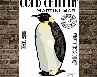 Cold Chillin Martini Bar