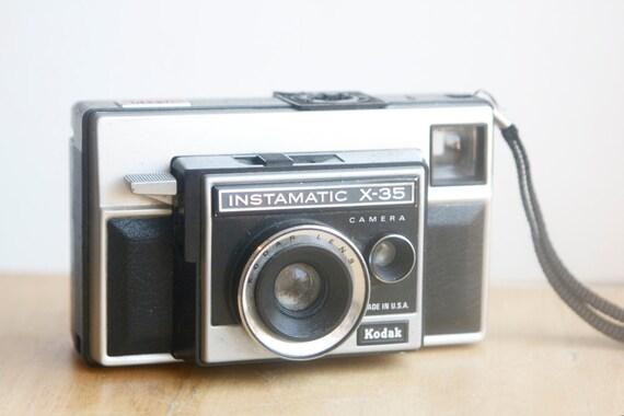 RESERVED for B Camera, Instamatic X-35, Cute Dorm Decor