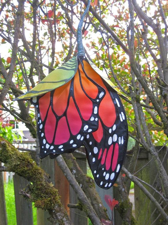 Emerging Butterfly Lantern