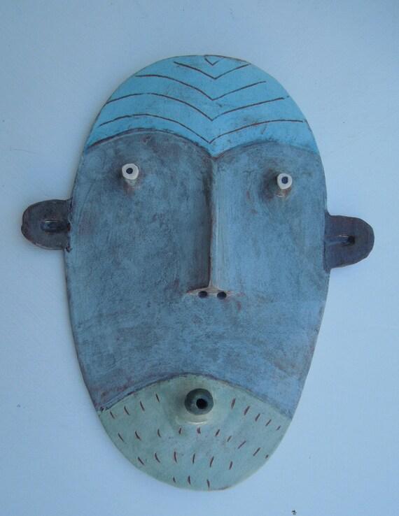 blue face flathead w/ widows peak
