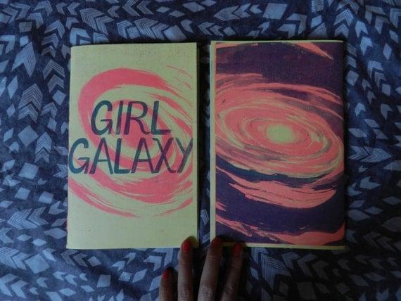Girl Galaxy zine