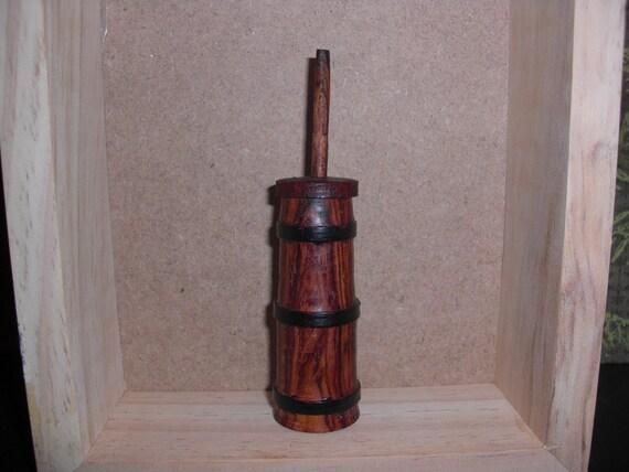 Dollhouse Miniature scale Antique Replica Butter Churn 4008