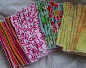Custom unpaper towels/napkins set of 24