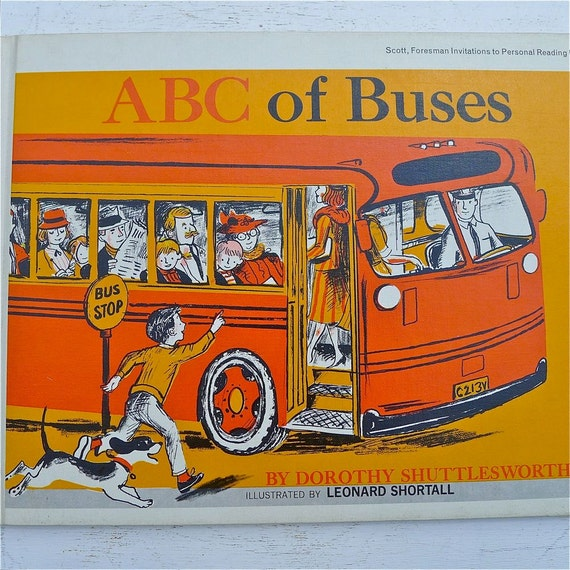 RESERVED FOR JORDAN The Abc of Buses by Dorothy Shuttlesworth