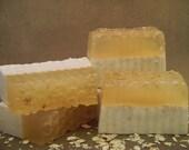 Oatmeal, Milk and Honey Soap Bar