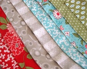 Scrumptious Baby Quilt Kit in milti colors