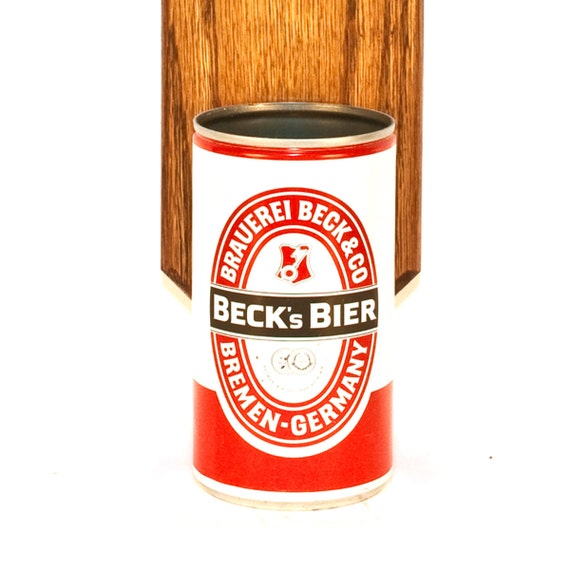 Beer Can Beck Single Beck S Wall Mounted Bottle Opener