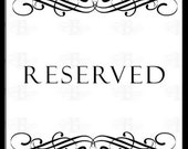 RESERVED - For Thomas - RESERVED