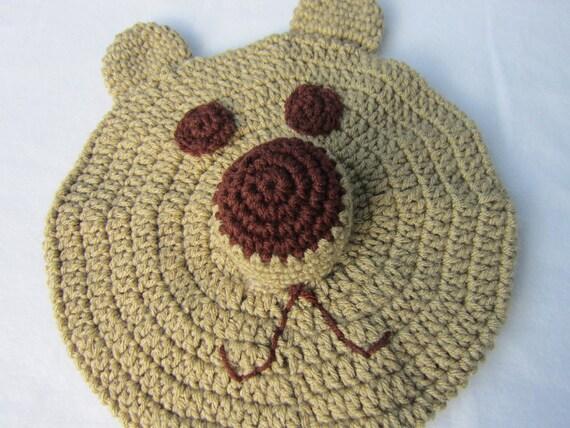 Teddy Bear Pajama Pillow