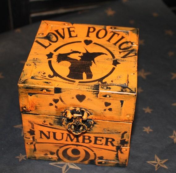 Essay love potion number