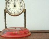 Vintage Clock Germany W.u.A. Schmid-Schlenker jr.