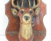 Little Deer Wall Plaque