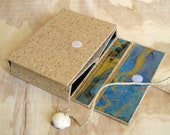 Beach 3D Scrap Box 4x6