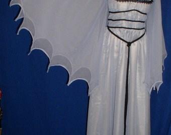 Lily Munster The Munsters Yvonne De Carlo DRESS Caplet Costume Prop