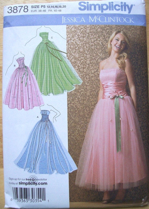Prom Dress Plus Size Sewing Patterns – Fashion dresses